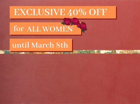 2) 30% off on your first purchase!